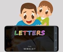 LETTERS Write English ABC 123