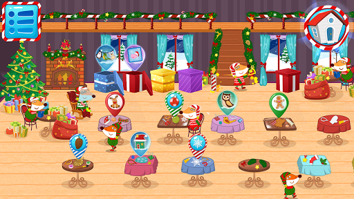 Santa's workshop: Christmas Eve 1.1.7 Screenshots 9