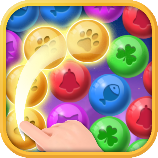 Bubble Connect - bubble match and puzzle game