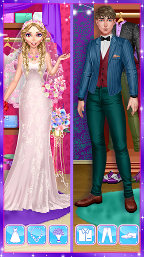 Blondie Bride Perfect Wedding  screenshots 4