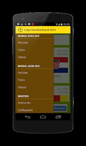 world cup brazil 2014 screenshot 3