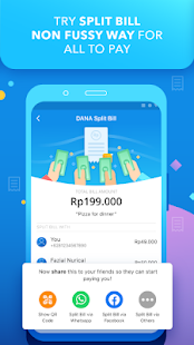 DANA - Indonesia's Digital Wallet Screenshot