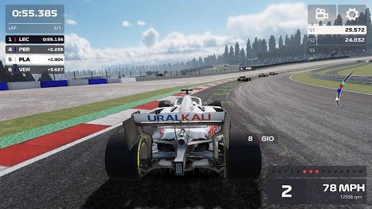 F1 Mobile Racing Apk 3