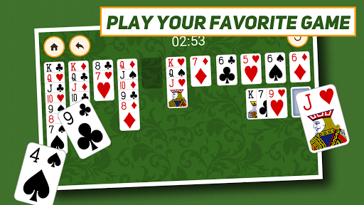 Klondike Solitaire: Classic 1.1.16 screenshots 5