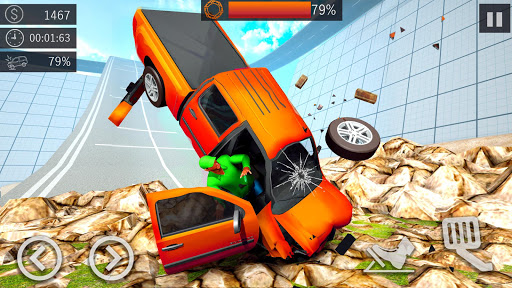 Car Crash Simulator: Feel The Bumps 1.2 Screenshots 16