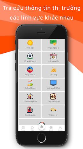 Tin tuc 24h - Bao Noi 1.0 screenshots 4