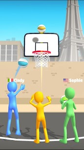 Five Hoops – Basketball Game Apk Download 2021 1