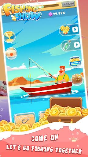 Fishing show u2013 Show off your fishing skills 1.1.1 screenshots 4