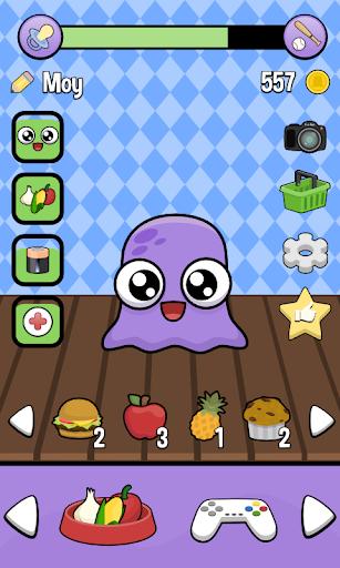 Moy 2 ud83dudc19 Virtual Pet Game  Screenshots 10