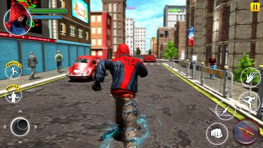 Incredible SuperHero Games : Crime City Gangster 1.40 screenshots 4