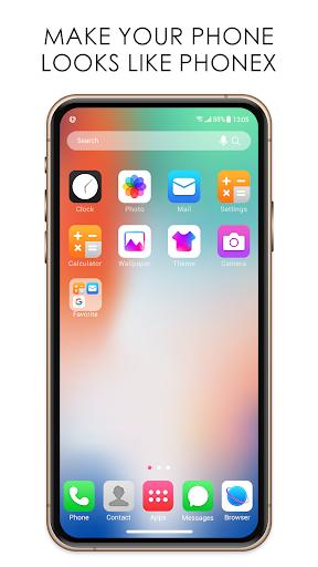 OS12 Launcher for Phone X 4.7.0.665_50125 Screenshots 2