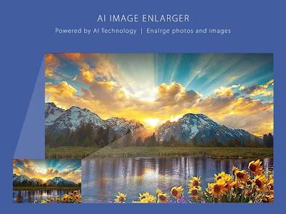 AI Image Enlarger - Best Image Upscaler - 400% 2.3.5