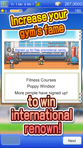Boxing Gym Story  screenshots 4