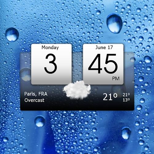Digital Clock & World Weather [Premium] 5.98.2