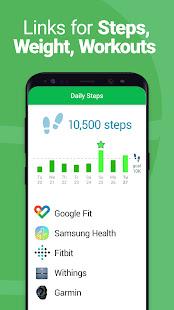Calorie Counter - MyNetDiary, Food Diary Tracker 7.7.5 Screenshots 6