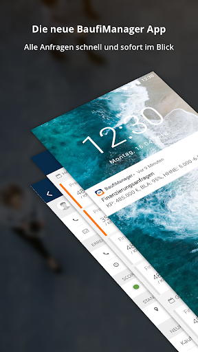 ImmobilienScout24 - Die BaufiManager App 1.0 Screenshots 1