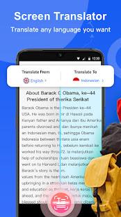 Translator Foto Pro: Free Camera & Voice Translate 2.7 Screenshots 1