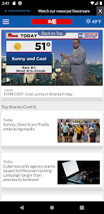 CBS46 News Atlanta  For Pc – Download Free For Windows 10, 7, 8 And Mac 1