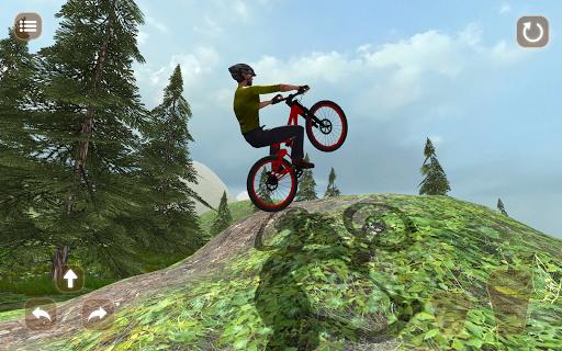 bmx 🚴 rider 3d: atv freestyle bike riding game screenshot 3