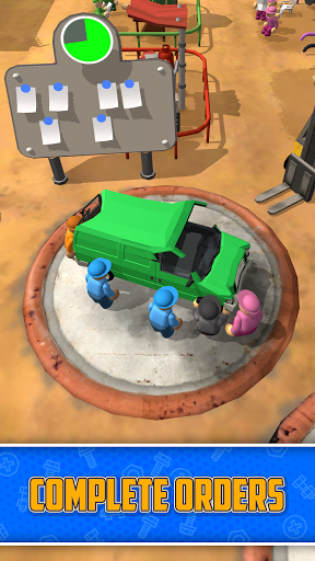 Scrapyard Tycoon Idle Game 0.11.1 screenshots 3
