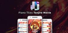 Piano Tiles Anime Homura LISA - Demon Slayer Movieのおすすめ画像1