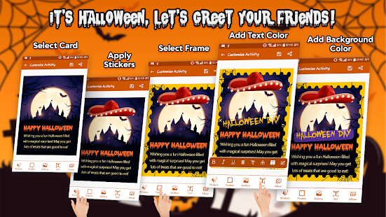 Halloween Photo Editor Scary Face Makeover Apps On Google Play