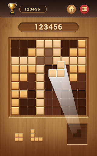 Wood Block Sudoku Game -Classic Free Brain Puzzle 0.6.6 screenshots 11