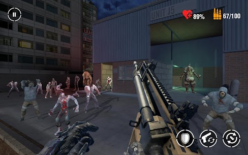 Zombie Gun Shooter – Real Survival 3D Games 3