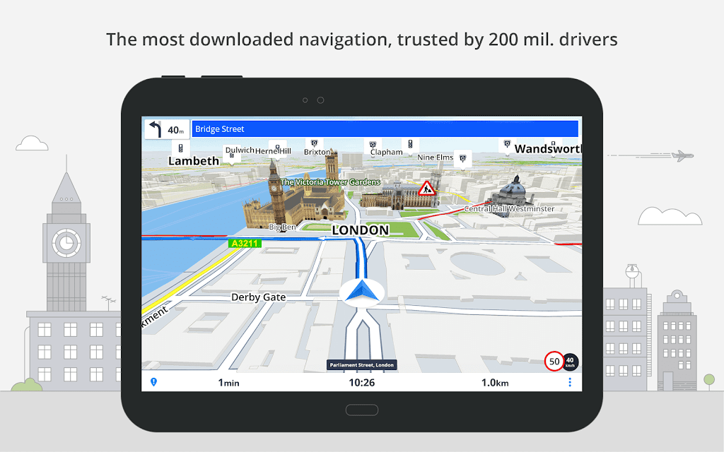 Sygic GPS Navigation & Offline Maps poster 7