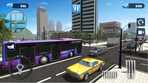 Public Bus Simulator: New Bus Driving games 2021 1.24 screenshots 4