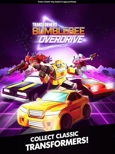 Transformers Bumblebee Overdrive: Arcade Racing 1.5 Screenshots 17