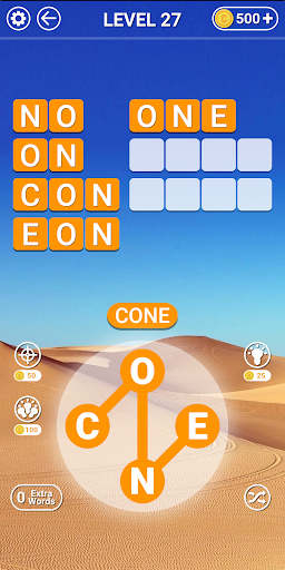 Word Connect - Free offline Word Game 2020 1.0.8 screenshots 1