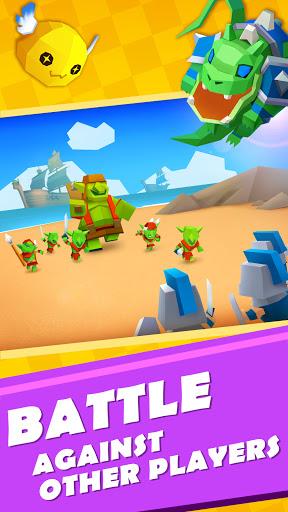 Pocket Battles - War Royale  screenshots 2