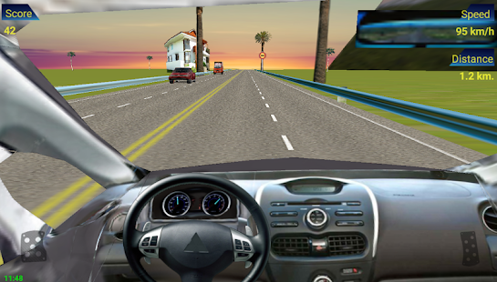 Traffic Racing in Car 1.0 Screenshots 2