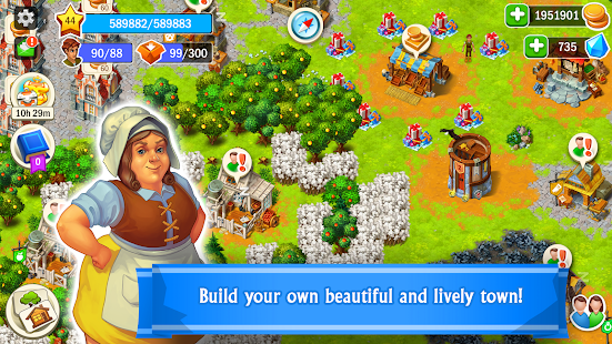 WORLDS Builder: Farm & Craft Screenshot