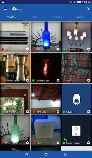 eGlu - Home, Smart Home!  Screenshots 5