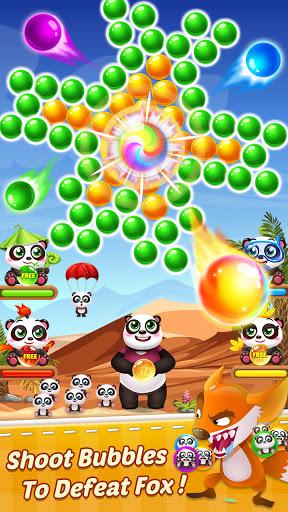 Bubble Shooter Free Panda screenshots 3