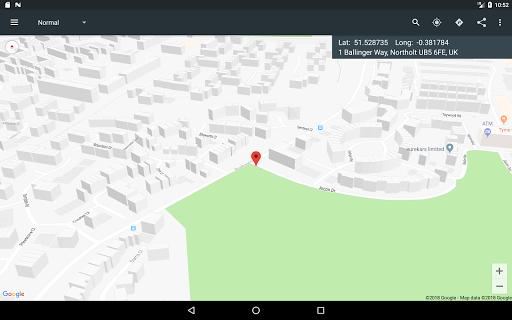Map Coordinates  Screenshots 13