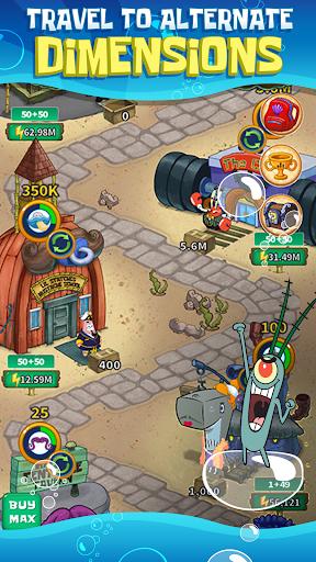 SpongeBobu2019s Idle Adventures screenshots 14