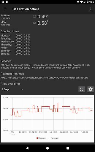 Fuel Flash 1.21.0 Screenshots 9