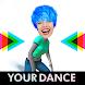 あなたのダンス - ヒット曲が動画を踊ります
