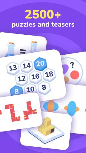 Logic Like: Brain Training Game. Puzzles & Riddles  screenshots 6