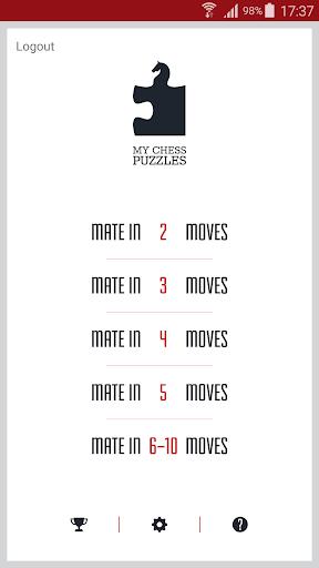 My Chess Puzzles Latest screenshots 1