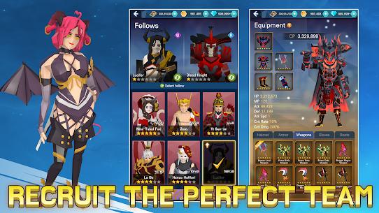 Epic Sword Quest MOD Apk (God Mode) Download 9