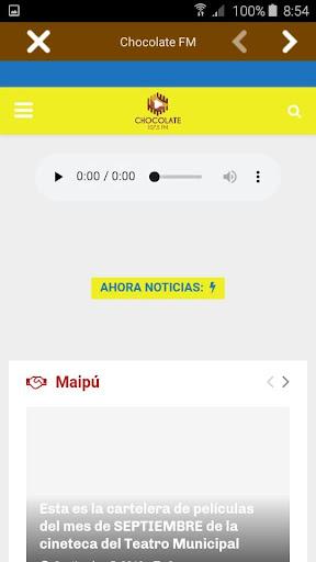 radio chocolate fm screenshot 3