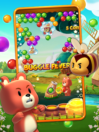 Bubble Buggle Pop: Free Match & Shooter Puzzle apkpoly screenshots 8