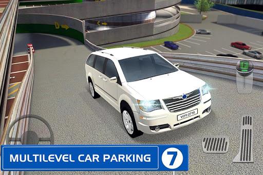 Télécharger Multi Level 7 Car Parking Simulator APK MOD (Astuce) screenshots 1
