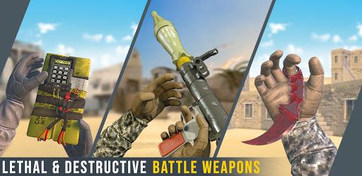 Commando Shooting Games 2021: Real FPS Free Games  screenshots 6