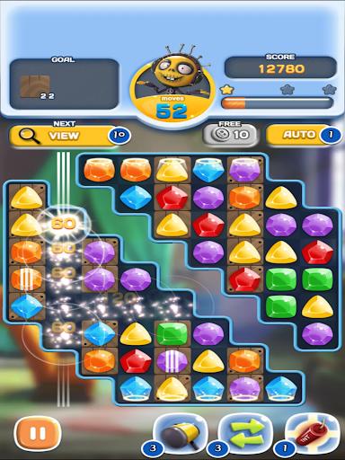 Jewelry King : ZOMBIE DUMB 1.2.3 screenshots 5