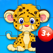 Kids puzzles - 3 and 5 years old